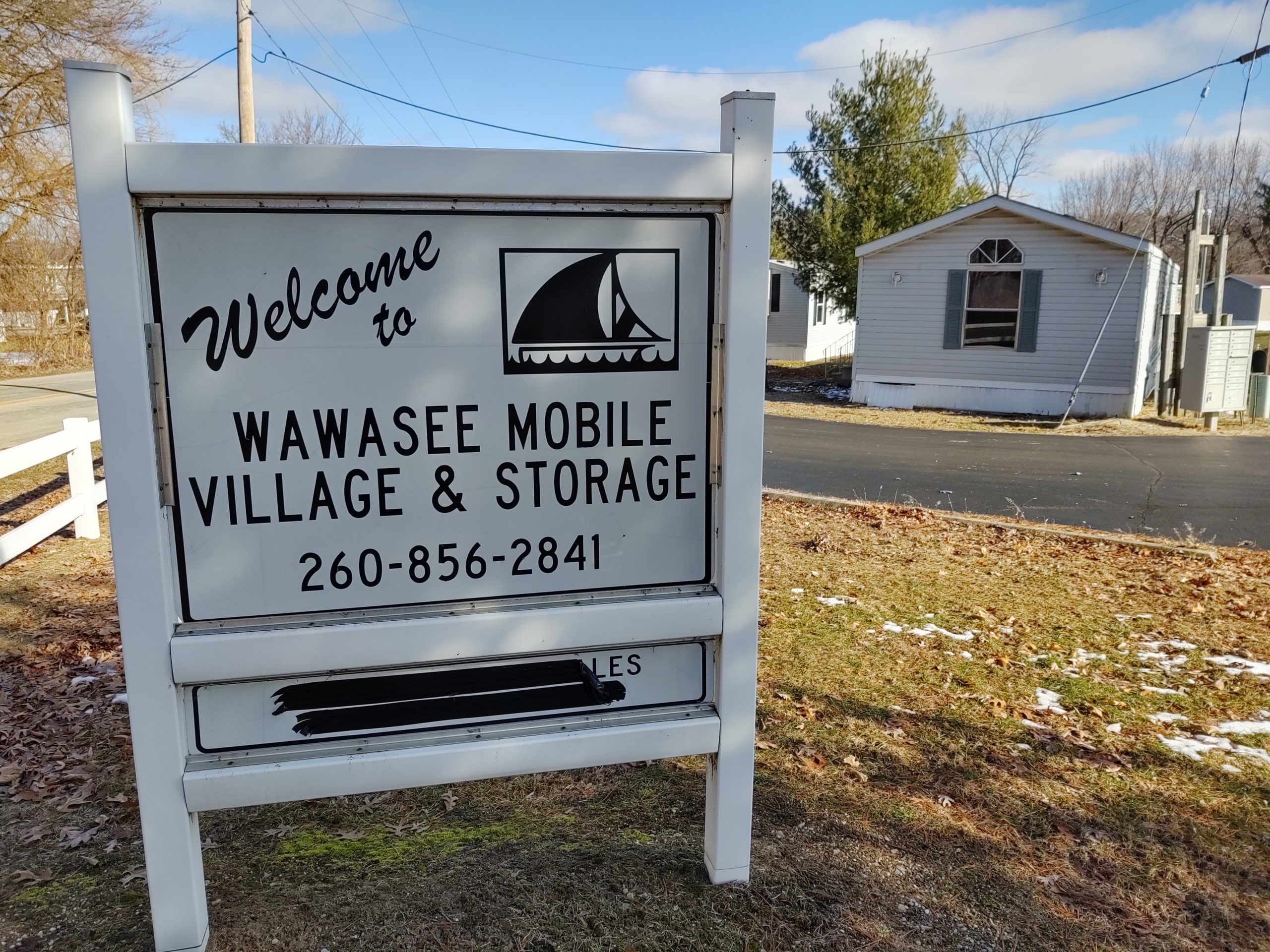 WAWASEE MOBILE VILLAGE AND STORAGE